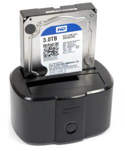 Festplatte oder SSD